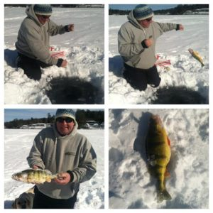 The Great Rotary Ice Fishing Derby 1