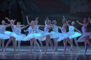 holiday ballet The Nutcracker