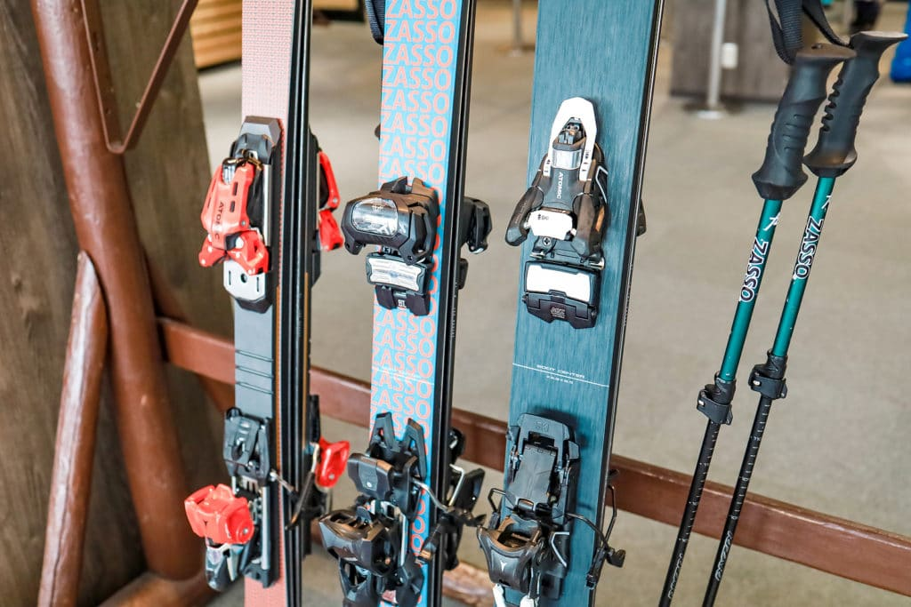 gear up for ski season at gunstock mountain