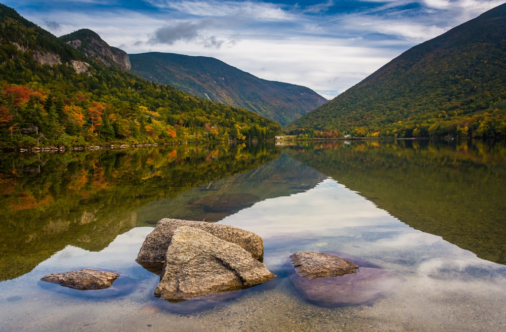 things to do in Franconia Notch State Park